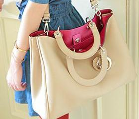  [grhmf2200048]Letter Ornaments Handbag Shoulder Bag