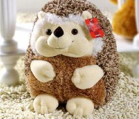 [grhmf21700002]Hedgehog Plush Pillow&Pets